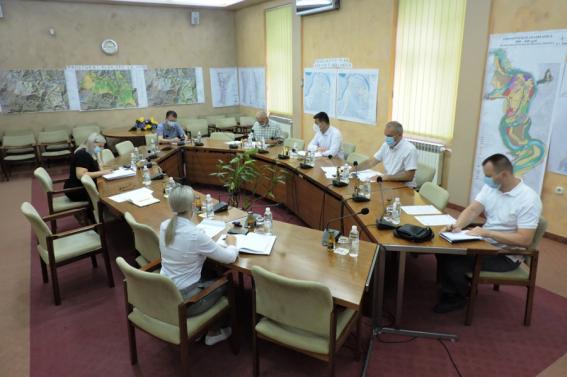 Zasjedao Općinski štab Civilne zaštite Jablanica